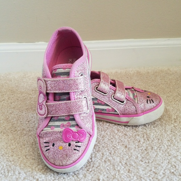 079e165aad764 Hello Kitty Other - Hello Kitty Toddler Girls Gym Shoes Size 9